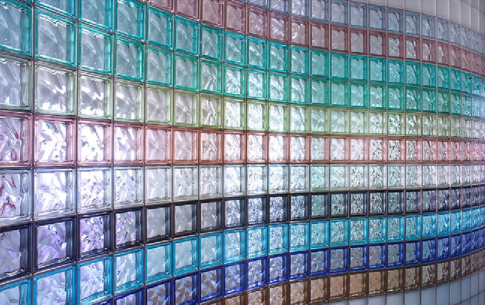 seves glass blocks range glass blocks glass block diy kits